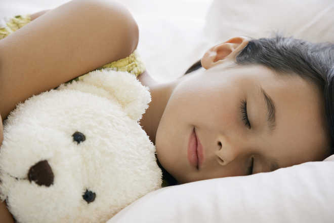 Kids who sleep well do better in maths, languages