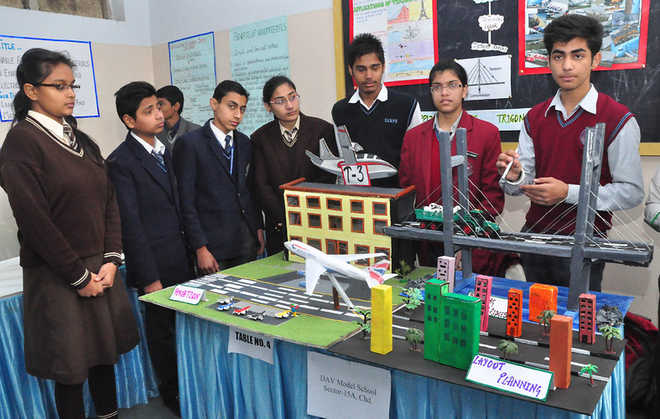 a essay on science exhibition