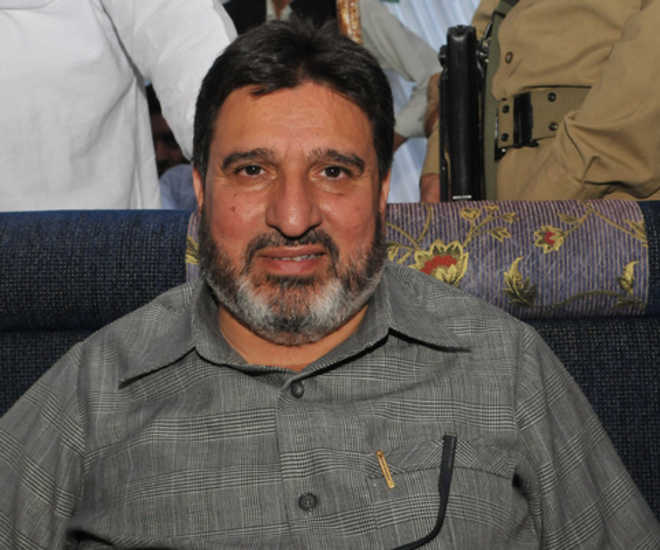 Syed Altaf Bukhari, PDP leader - 2015_1%24largeimg14_Jan_2015_000341460