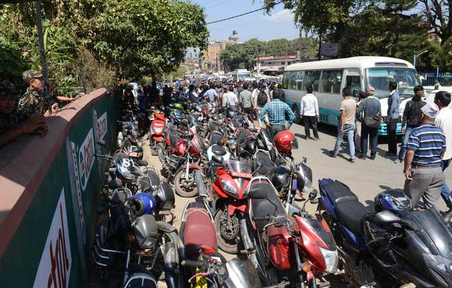 Nepal looks for alternate fuel supplies as crisis deepens