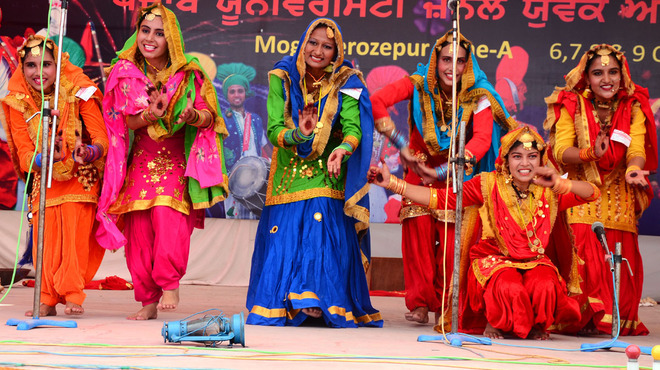 Youth Fest Throws Light On Punjabi Culture