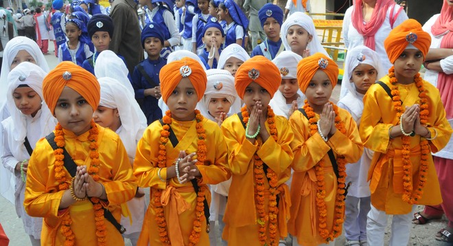 They might not follow the strictest rules laid by the Sikh Gurus, but they do follow the basic tenets of their religion