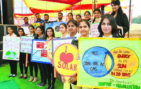 Students all set to make 