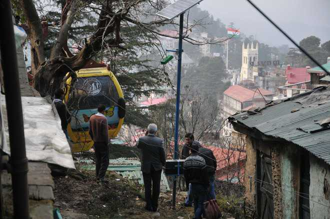 Timber Trail Cable Car Accident