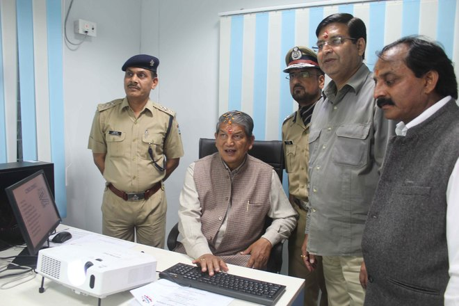 CM: Use of technology will help tackle cyber crime