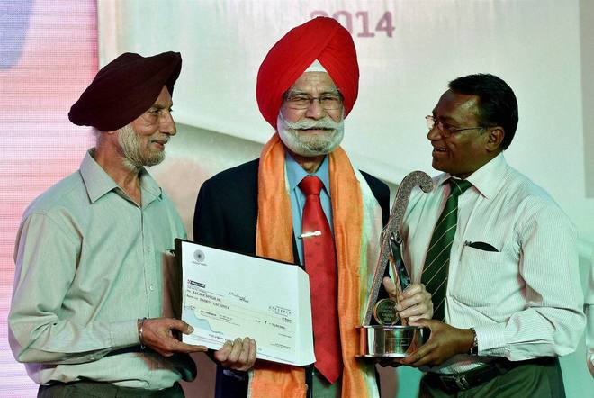 Lifetime Achievement Award for Balbir Singh