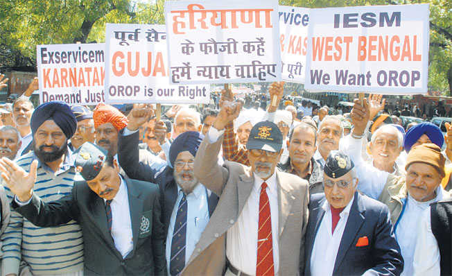 The OROP imbroglio
