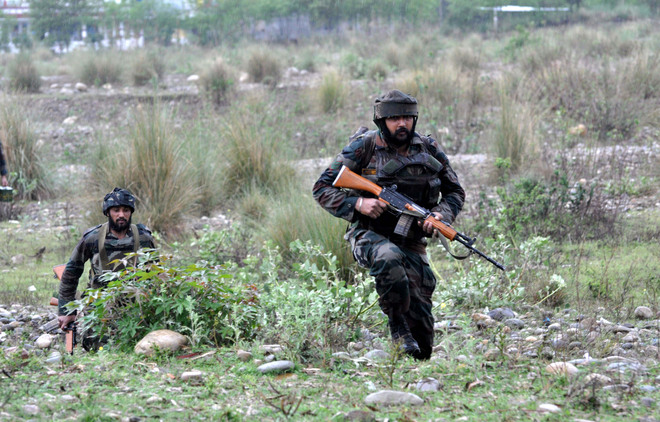 Another militant killed in Uri encounter