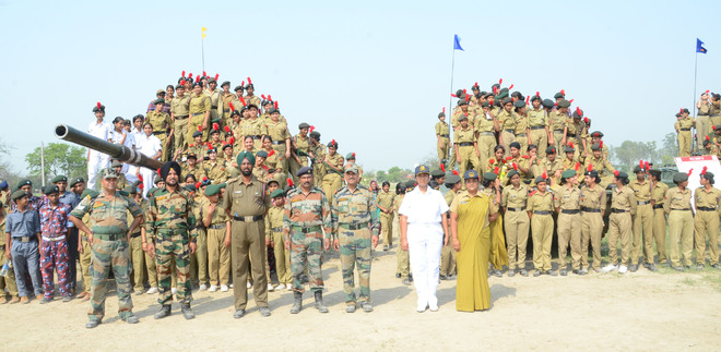 indian army and national integration The primary mission of the indian army is to ensure national security and national  unity, defending the nation from external aggression and internal threats, and.