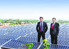 SunSource Energy taps into trends for long-term growth