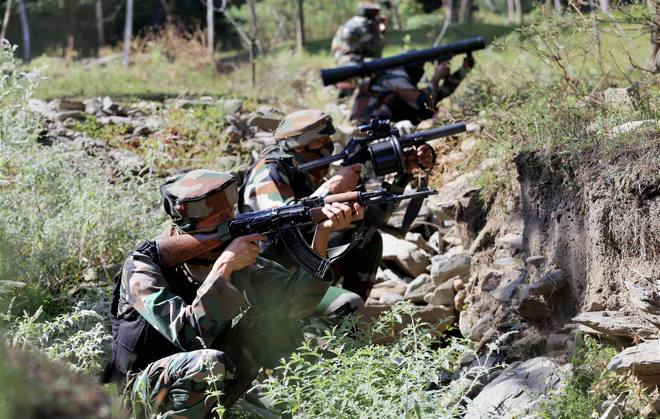 Indian Army Says one more Youth Dead in Uri Operation