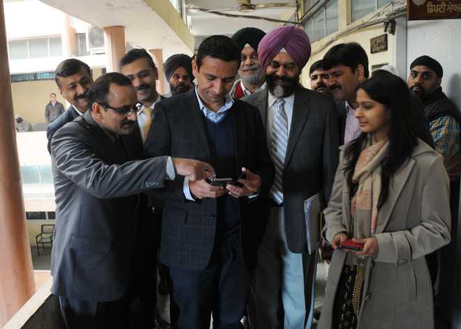 Free Internet facility launched at Zone A office of MC