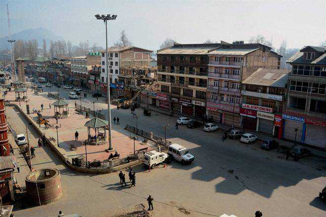 When BJP chief Joshi unfurled national flag at Lal Chowk