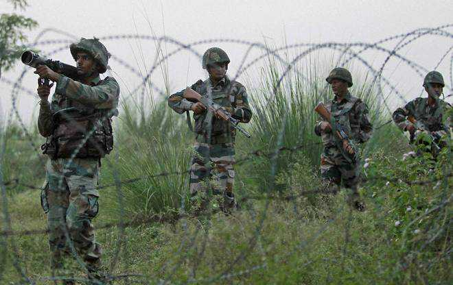 200 terrorists waiting to enter India: IB
