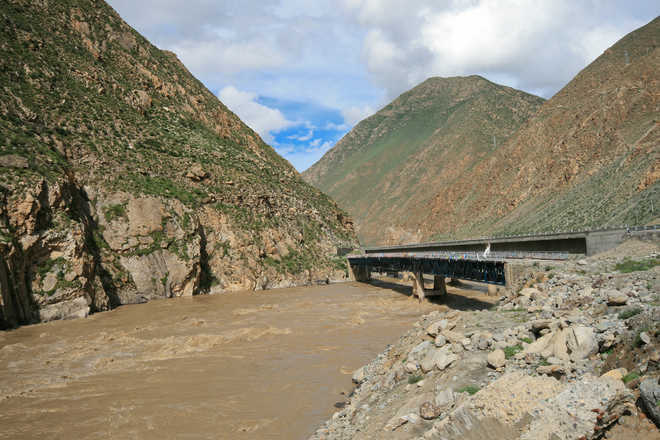 'China for mechanism with India to share Brahmaputra waters'