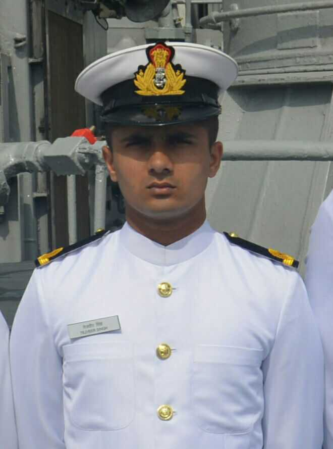 Naval officer from Haryana dies in accidental firing onboard INS Kuthar