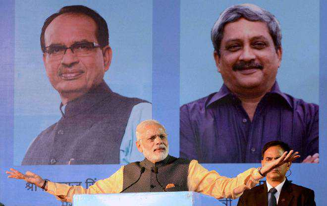 Like Army, Parrikar speaks by actions: PM