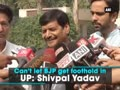 Can't let BJP get foothold in UP: Shivpal Yadav