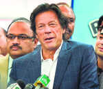 India trying to create 'chaos' in Pakistan, alleges  Imran Khan