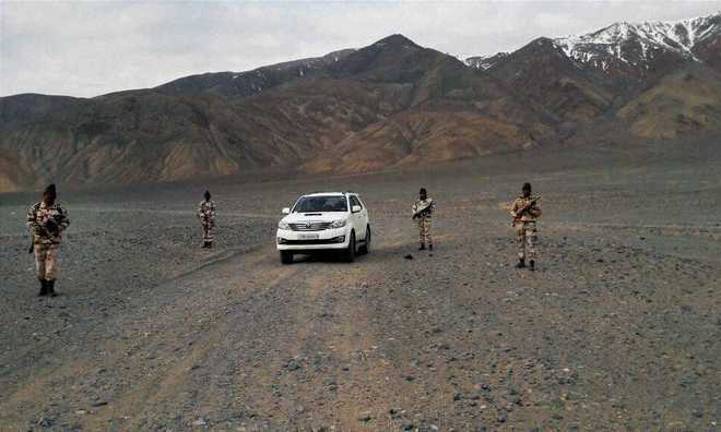 Army finishes pipeline work in Ladakh despite Chinese opposition