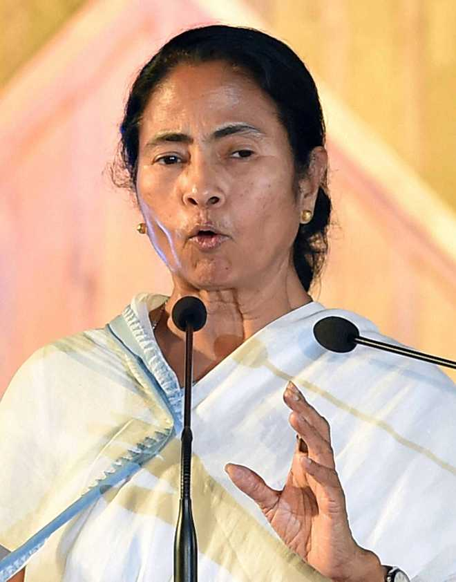Ready to work with all Oppn parties, including CPM: Mamata on demonetisation