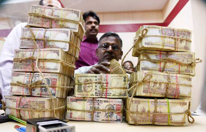 Pay 50% tax on unaccounted cash, or 85% if caught: Govt