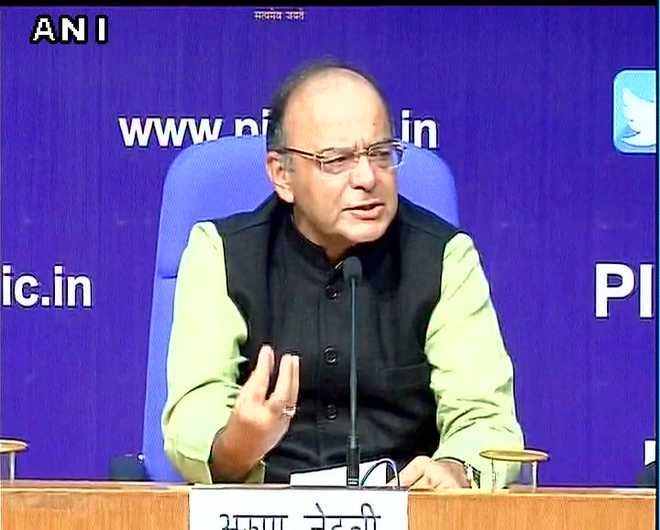 Constantly monitoring cash crunch after currency ban: Jaitley