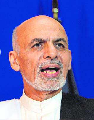 Ghani slams Pak on terror, tells it to end 'undeclared war'