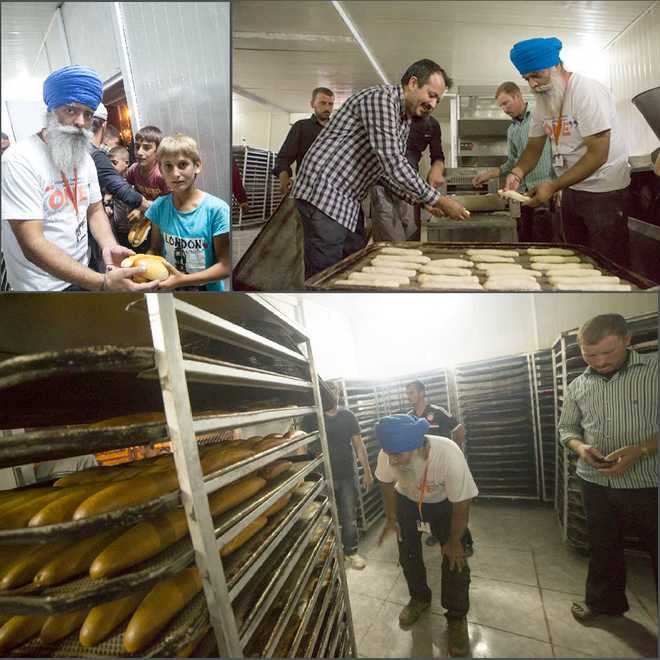 Sikh NGO reaches out to Iraqis, Syrians