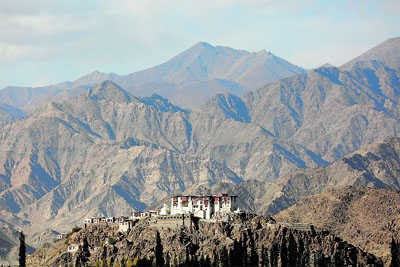 Optimising Ladakh's strategic advantage