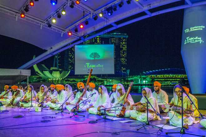 Sikhs in Singapore to mark 350th birthday of Guru Gobind Singh