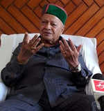 Virbhadra pleads with CJI to take case away from Delhi HC judge Sanghi