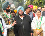 Sidhu meets Capt, to be on board soon