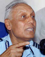 CBI arrests ex-IAF Chief Tyagi, 2 others