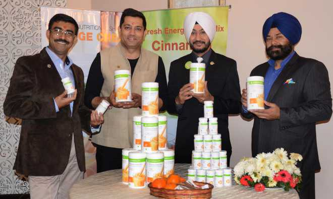 Herbalife launches two new products