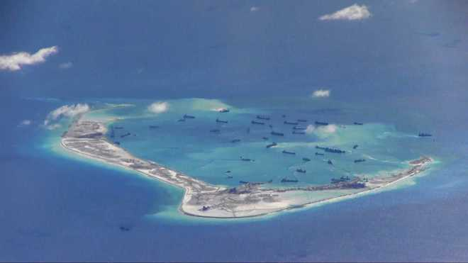 US, India consider joint patrols in South China Sea