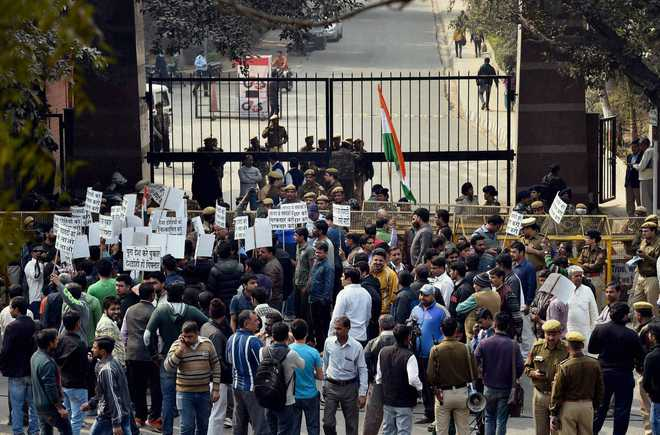 JNU row: Seven more students detained