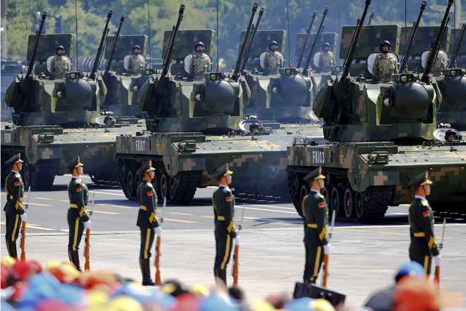 China increases defence budget by 7.6 per cent