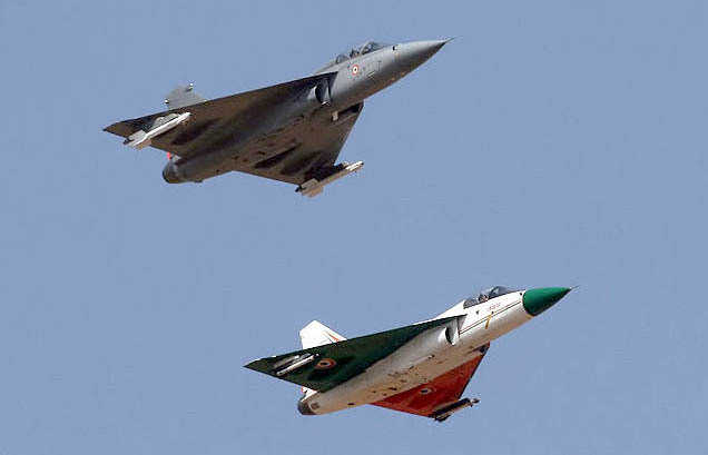 Not enough jets for two-front war with Pak, China: IAF