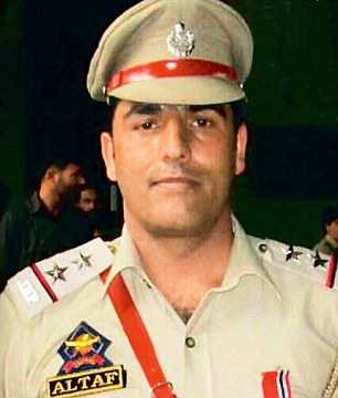 Masarat's aide among six booked for murder of top counter-insurgency cop