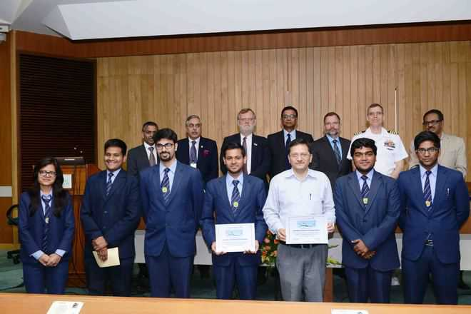 UPES team wins aerospace contest