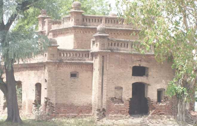 Fazilka admn awaits funds for heritage buildings