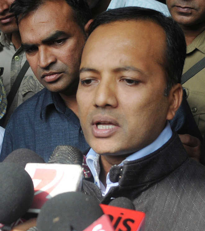 Court orders framing of charges against Naveen Jindal, others