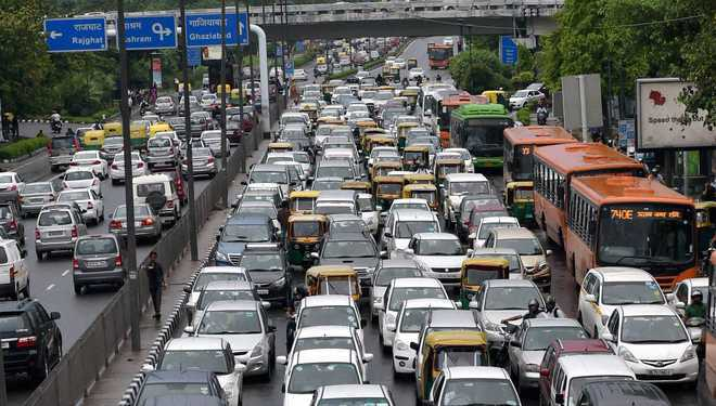 Ban on diesel vehicles in Delhi to continue: SC