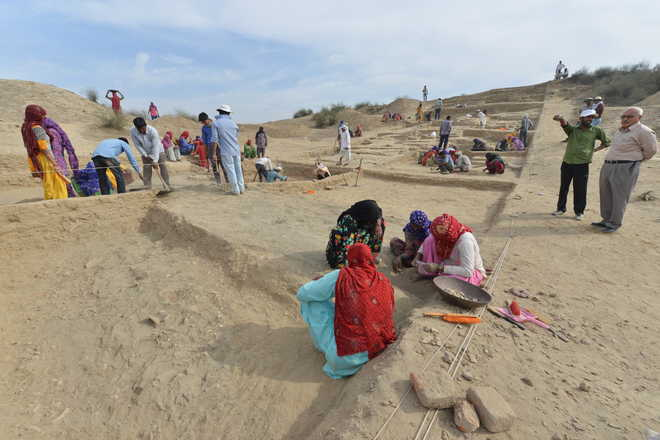 Rakhigarhi more important than Mohenjo Daro: Data