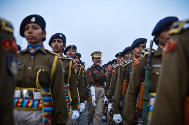 A first: CRPF to deploy women in Red zones