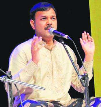Interview with :    Pandit Sanjeev Abhyankar, Hindustani classical music vocalist of the Mewati Gharana