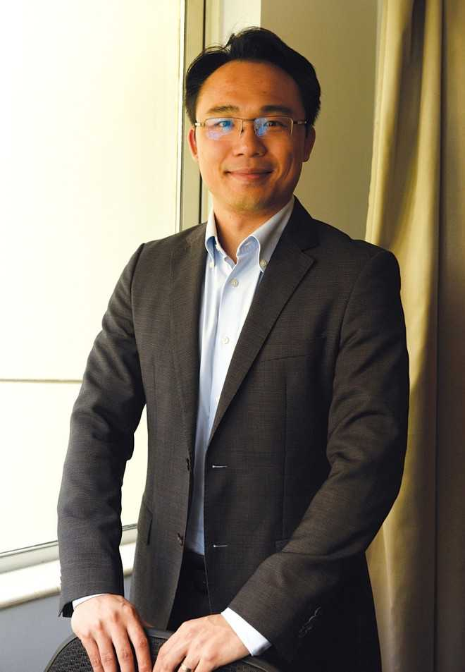 UC Browser looks to expand India footprint :    Kenny Ye, General Manager (Emerging Markets) at UCWeb