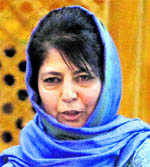 Will bring back Pandits with dignity: Mehbooba