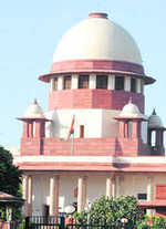 SC mulls floor test, seeks Centre reply